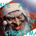 Fotobewerken. A Metal Christmas