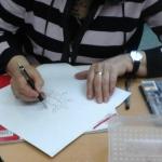 Mandala tekenen (10)