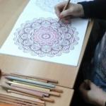 Mandala tekenen (12)